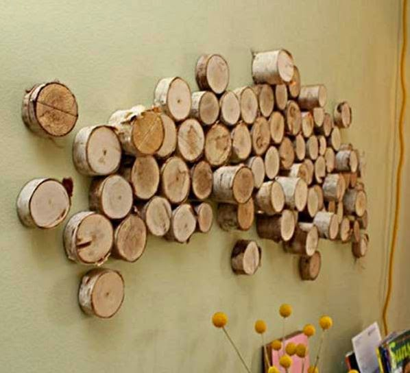 18 DIY Easy Creative Wall Arts which Gives You Peace of Mind !