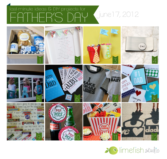 Limefish Studio Last Minute Father 39 S Day Gift Ideas