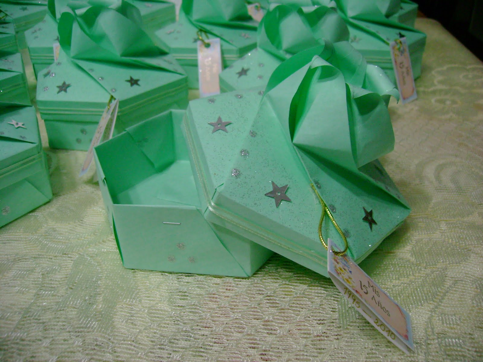 Cajas de papel origami papiropipexmania - Cajas forradas de papel ...