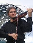 Krystof Witek(violinist) homepage