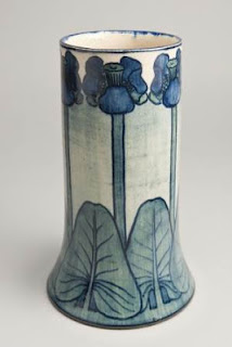 A beautiful example of Newcomb Pottery