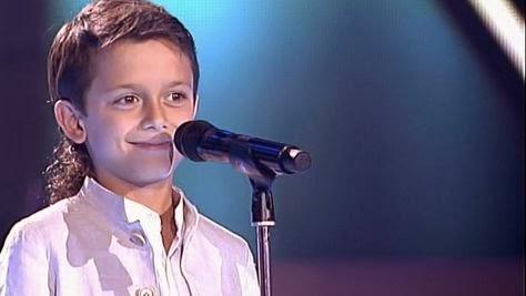 Raúl-La Voz Kids españa el ballilla