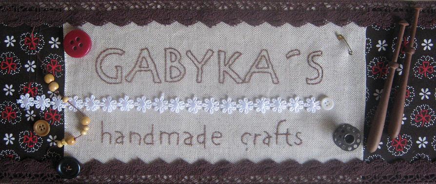 GABYKA´S handmade crafts