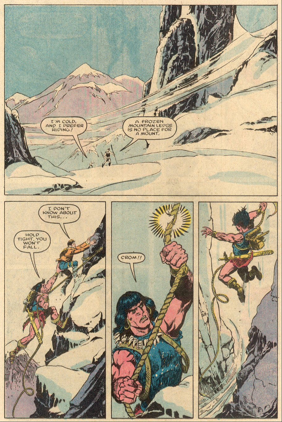 Conan the Barbarian (1970) Issue #164 #176 - English 12