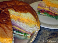 Dorcille Wideners Sandwich for a Crowd