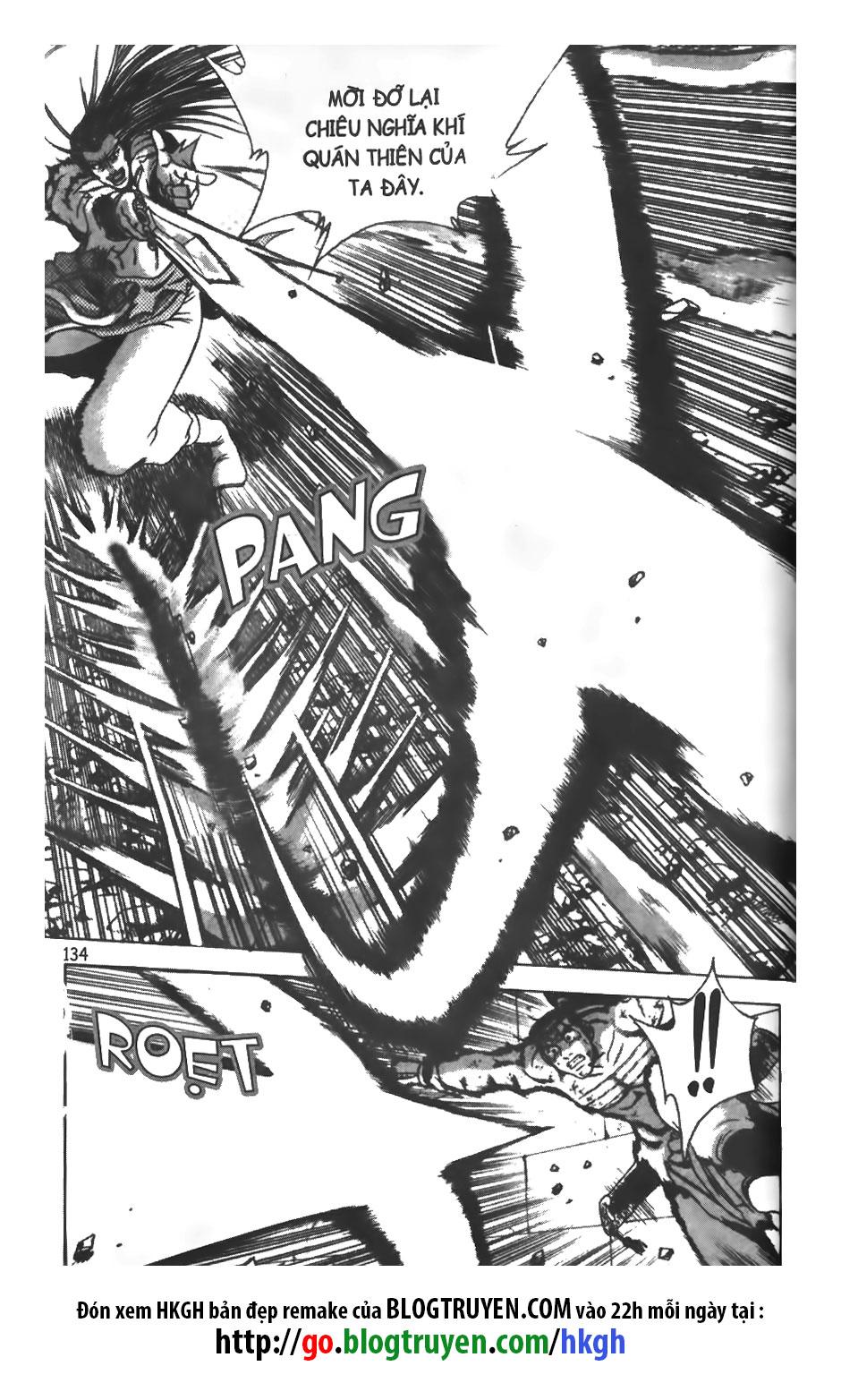 Hiệp Khách Giang Hồ - Hiệp Khách Giang Hồ Chap 213 - Pic 1