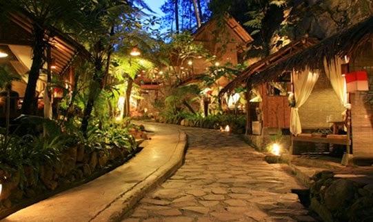 Kampung Daun Lembang