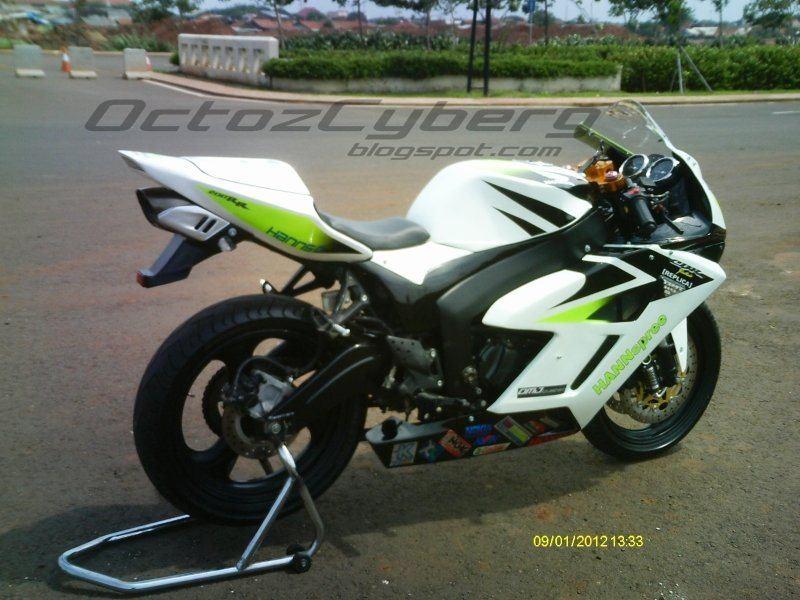 Honda Tiger Revo 2007 - Full Modifikasi concept Honda CBR1000 v.2005 title=