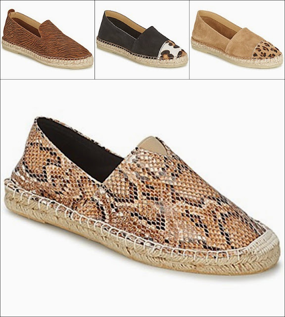Alpergatas, Espadilhas Arte of sole e Moschino, 1789 Cala, BT London