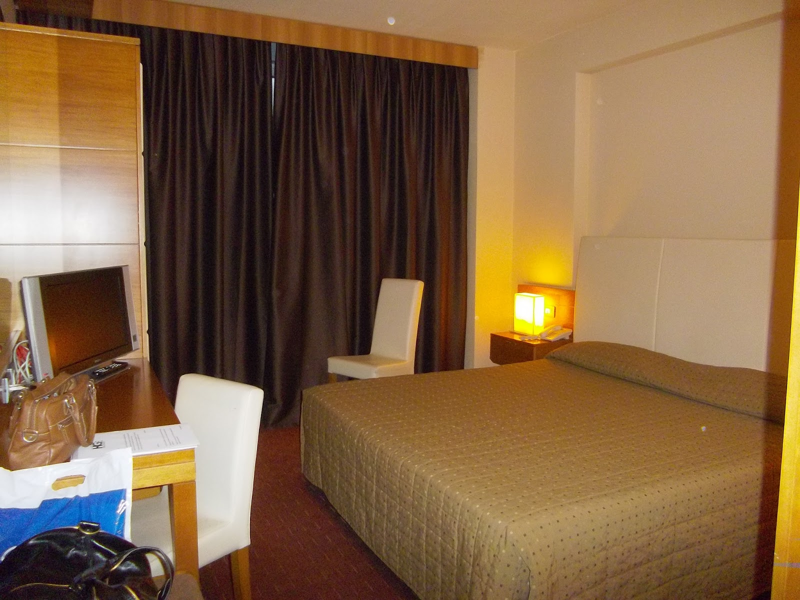 Hotel review hotel galilei pisa italy life in luxembourg for Galilei hotel pisa