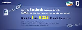 Cách xác nhận tài khoản Facebook mạng Viettel