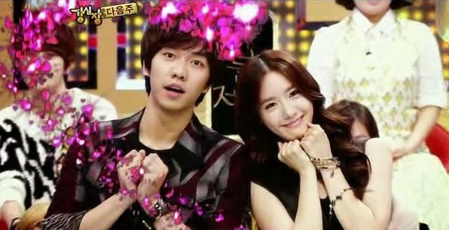 YoonA SNSD Dan Lee Seung Gi Kini Sah Bercinta, Jadi Pasangan Hangat Korea