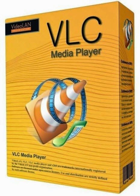 VLC VLC (VideoLAN) Media Player 2.1.5 (x86) / 2.1.4 (x64)