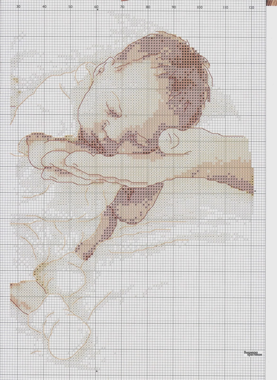 Метрика для новорожденных вышивка крестом схемы: скачать 8