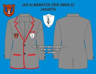 JAS ALMAMATER OSIS SMA 22 JAKARTA