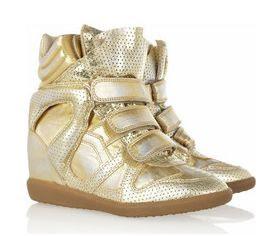 Isabel Marant scarpe con zeppa