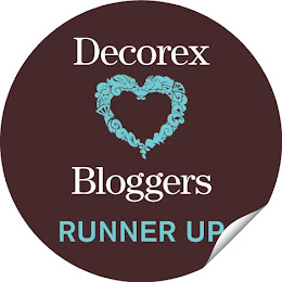 Decorex Blogger Runner Up