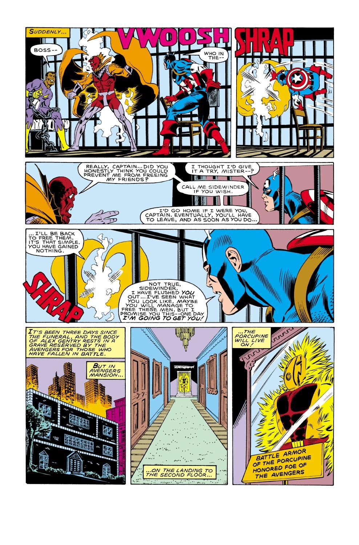 Captain America (1968) Issue #315 #243 - English 23