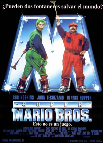 Super Mario Bros (1993) DVDRip Latino