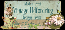 I design for Vintage Udfordring