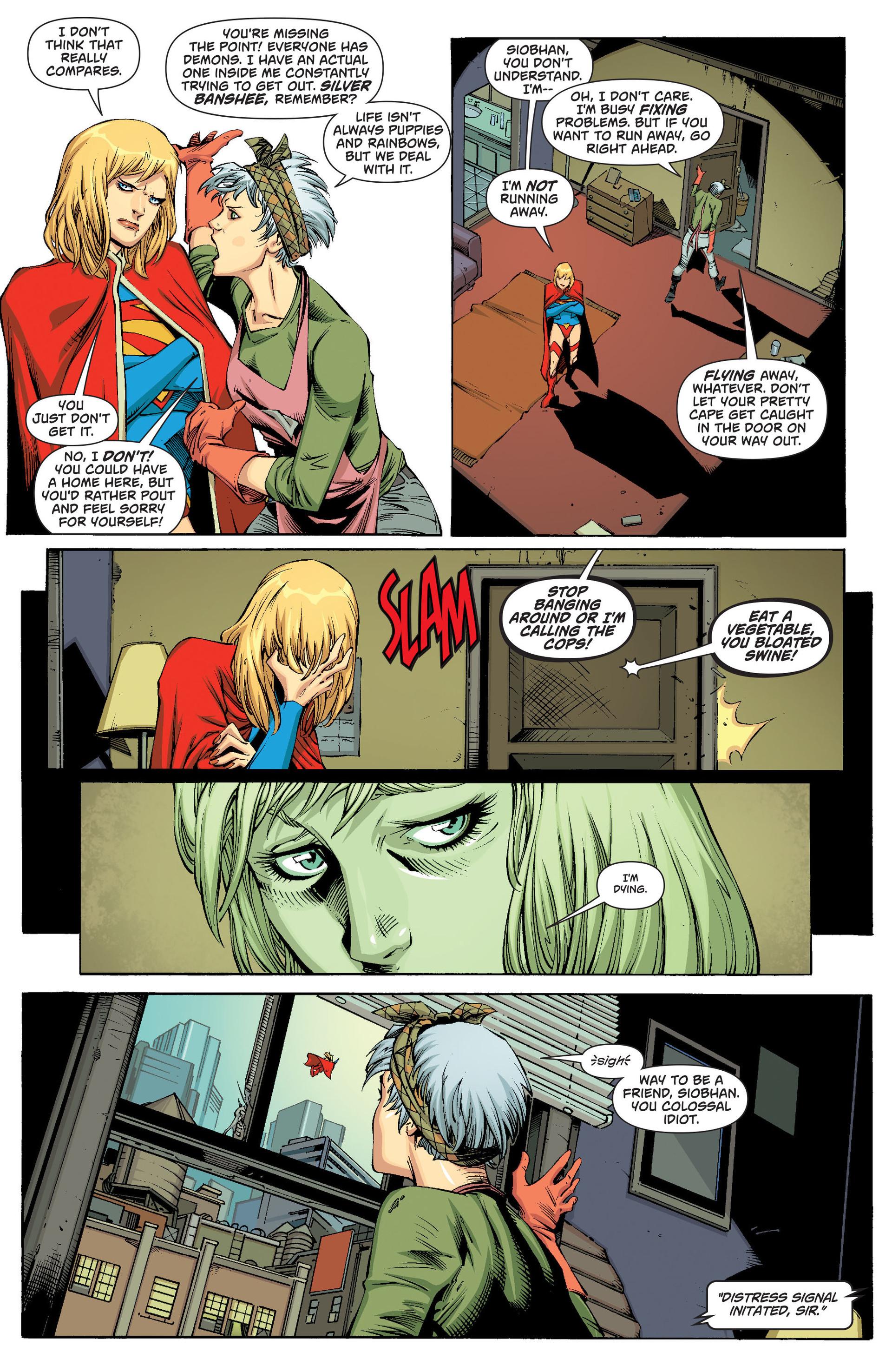 Supergirl (2011) Issue #21 #23 - English 6