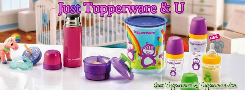 Just Tupperware and U......