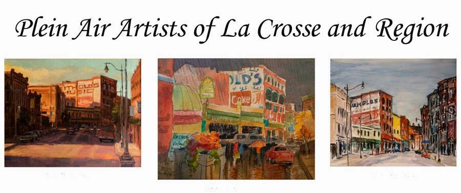 Plein Air Artist of La Crosse and Region