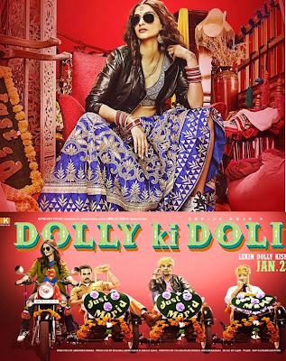 Dolly Ki Doli 2015 Hindi DVDRip 480p 300mb ESub