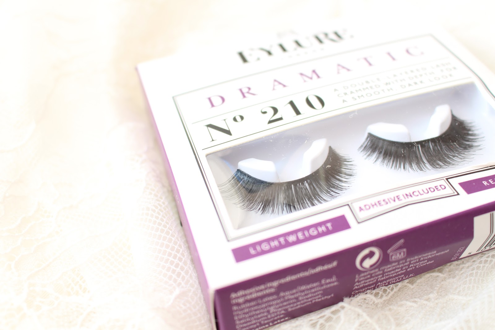 feelunique eyelure eyelashes