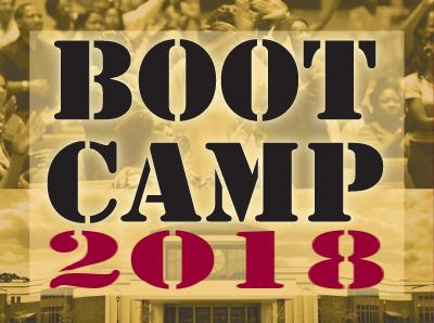 Register for 2018 incoming 6th Grade Boot Camp