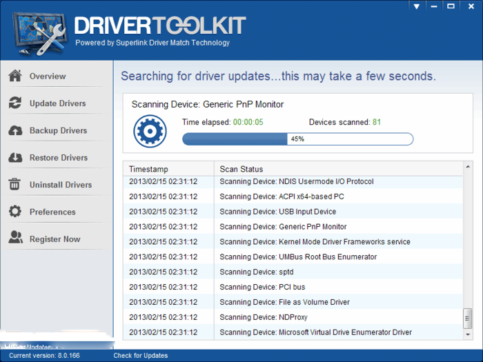 driver toolkit 8.5 + serial key