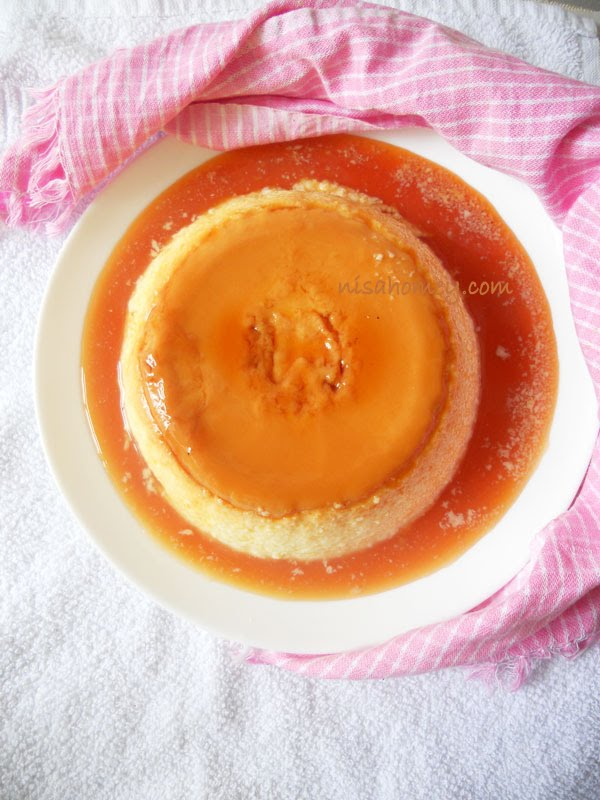 Easy caramel pudding recipes