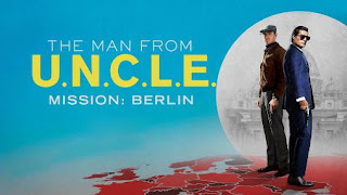 Screenshots of the The man from U.N.C.L.E. Mission: Berlin for Android tablet, phone.