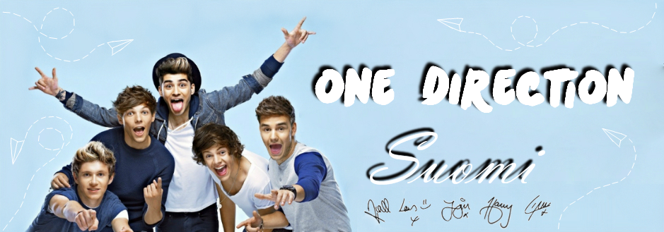 One Direction Suomi