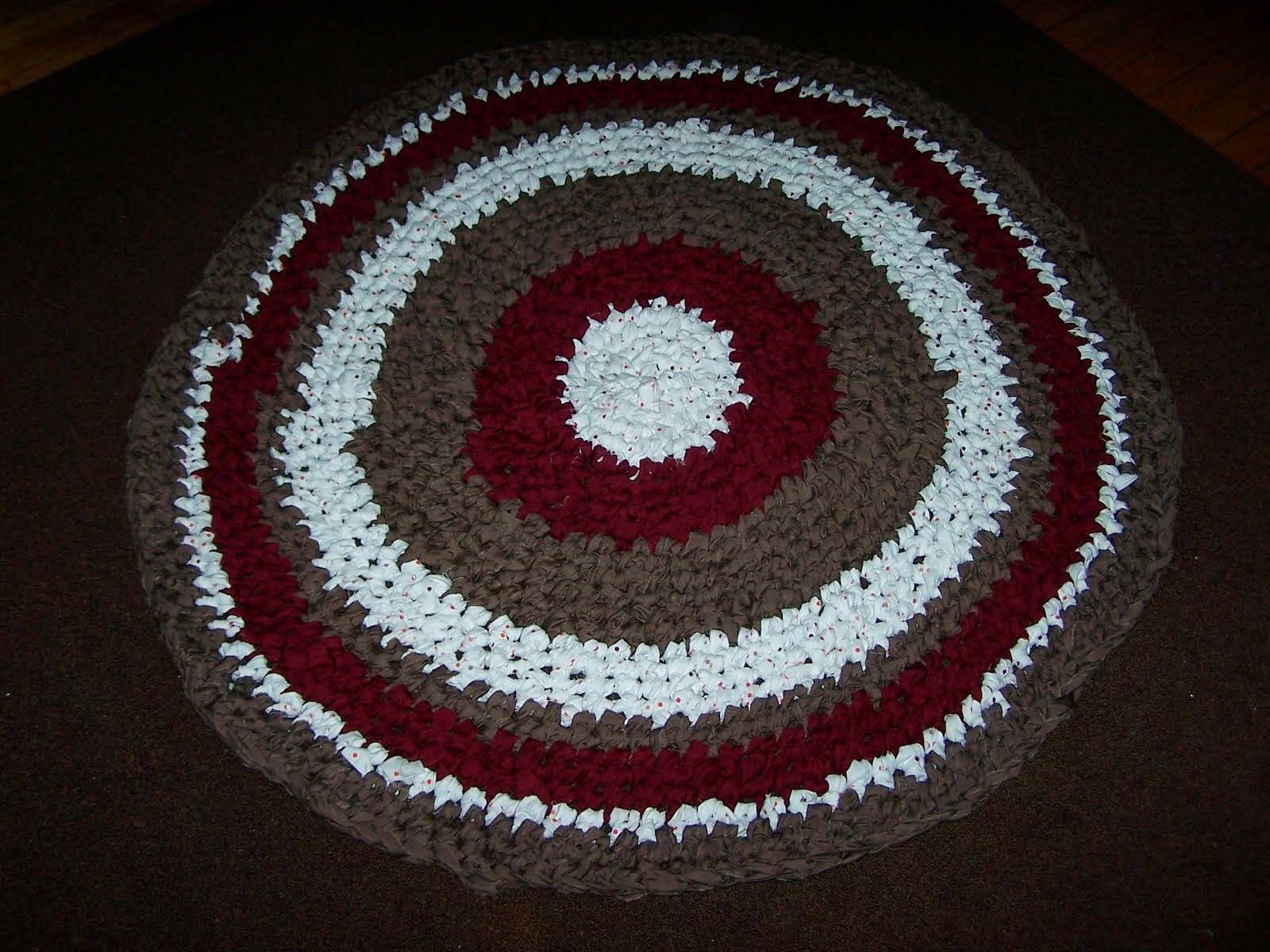 Rag rugs!