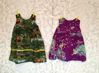 Copycat dresses by Cicely Ingleside