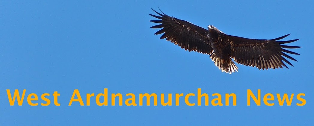 West Ardnamurchan News & Information Board