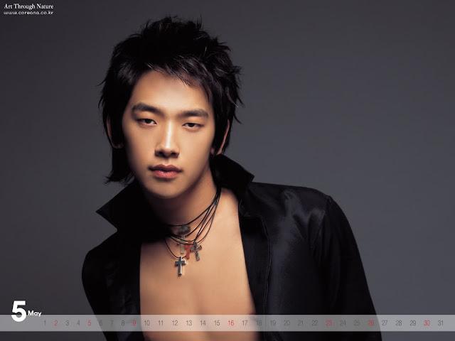 Jung Ji-Hoon Rain
