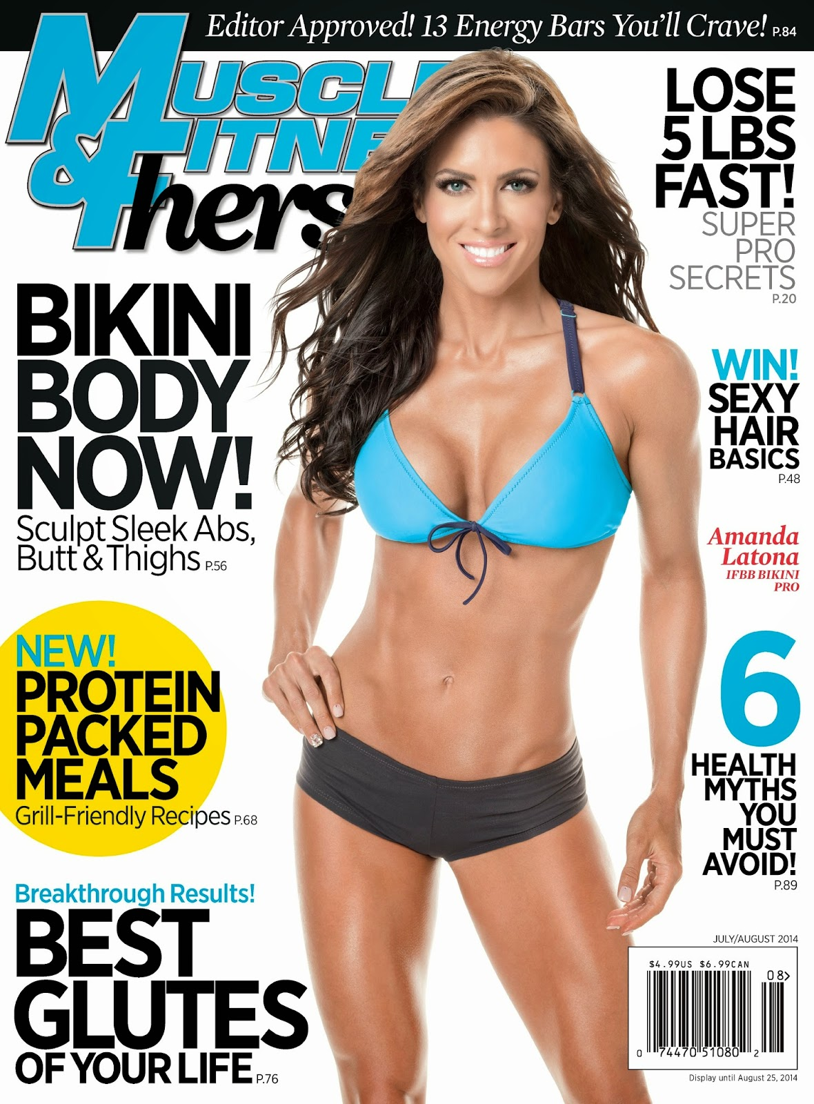 Muscle and fitness hers at home workouts 90