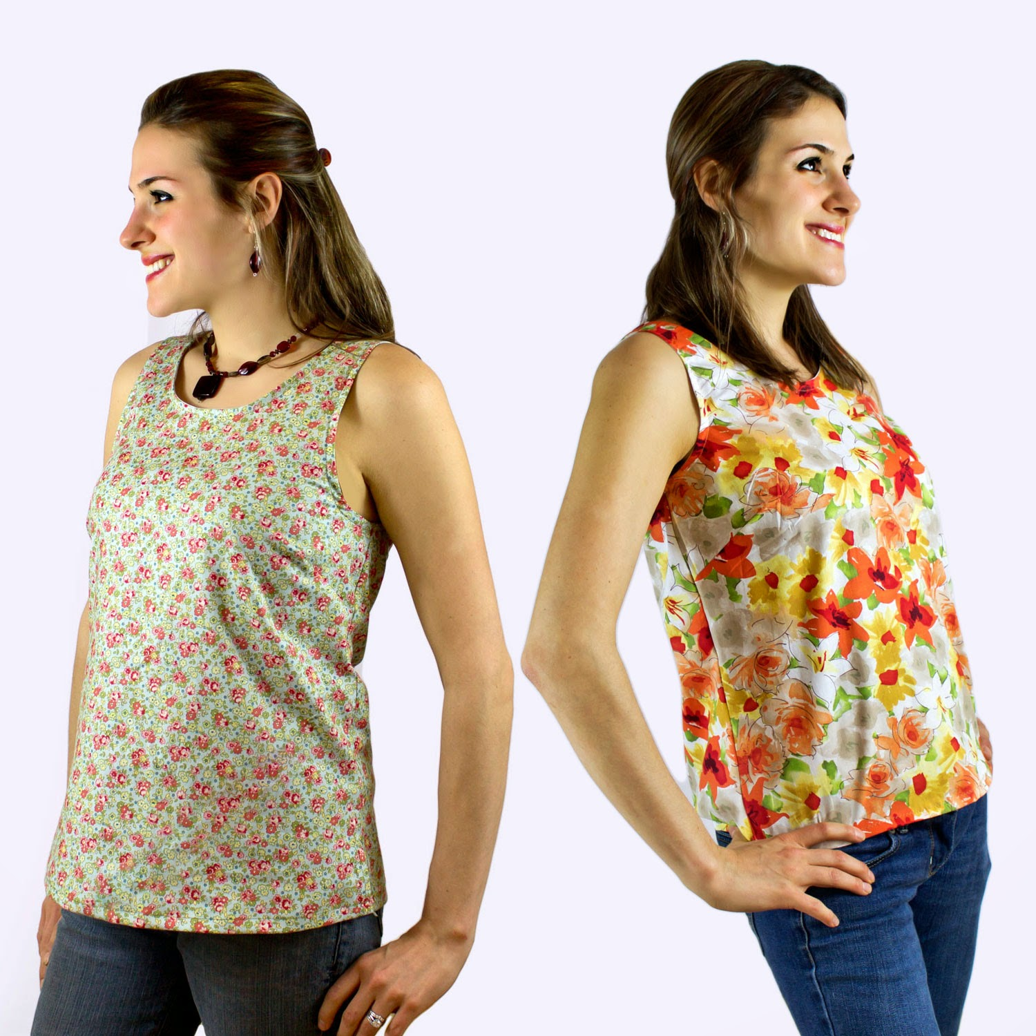 tank top sewing pattern