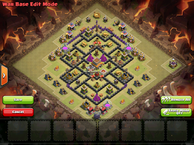 TH 8 Base Terkuat