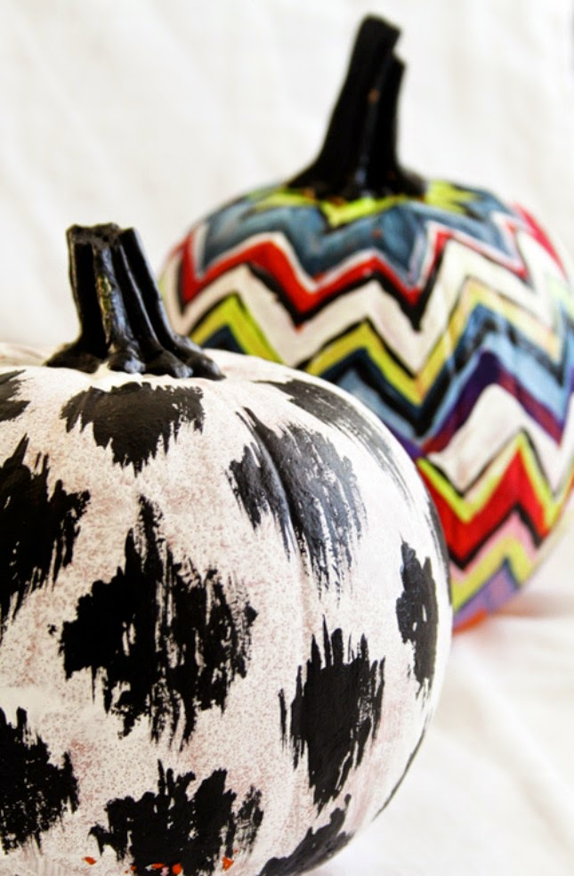 10 Maneras de Decorar Calabazas para Halloween