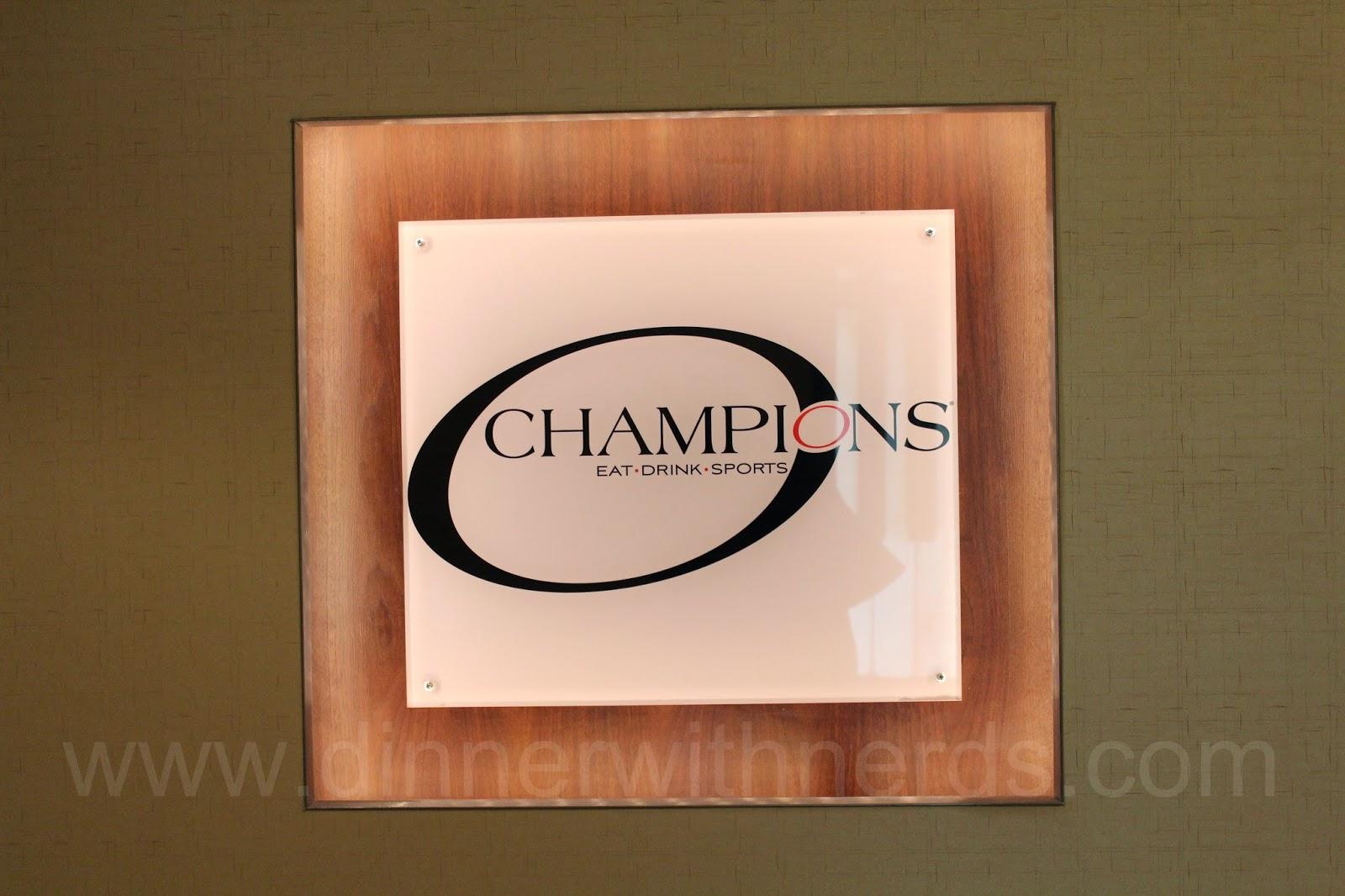 Champions Sports Bar Nashville