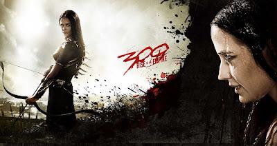 300 Rise of an Empire - Eva Green Poster