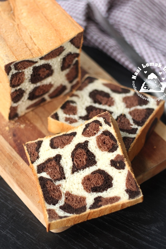 Leopard Patches Bread Loaf  ????