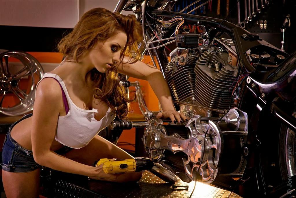 механика женщины эротика i