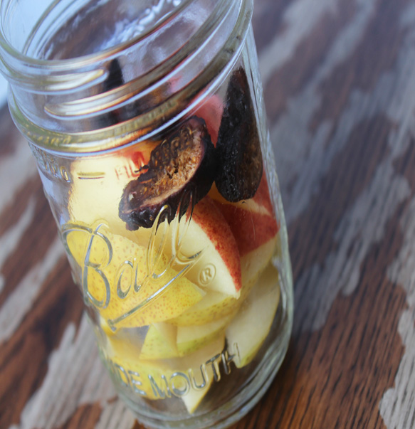 Pear, Apple, and Fig Fall Sangria