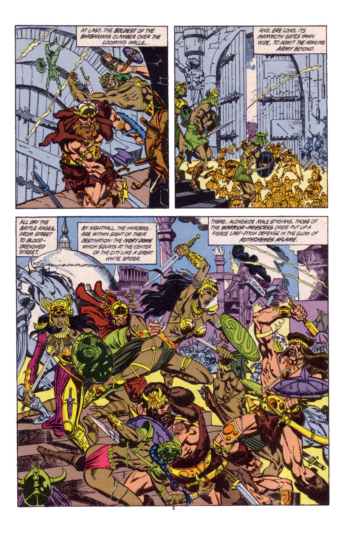 Conan the Barbarian (1970) Issue #247 #259 - English 3
