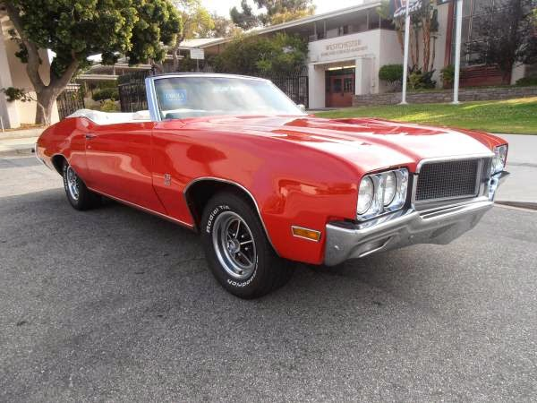 1970 buick gs 455 convertible for sale buy american for American muscle cars for sale