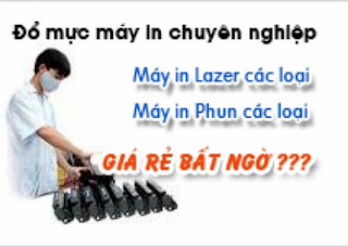 do muc may in gia re hai phong